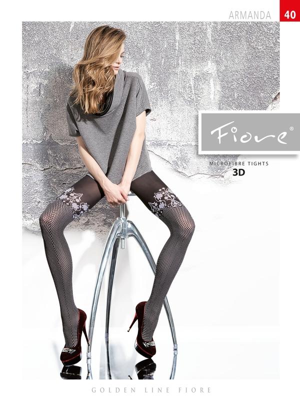 Punčochové kalhoty Fiore Armanda