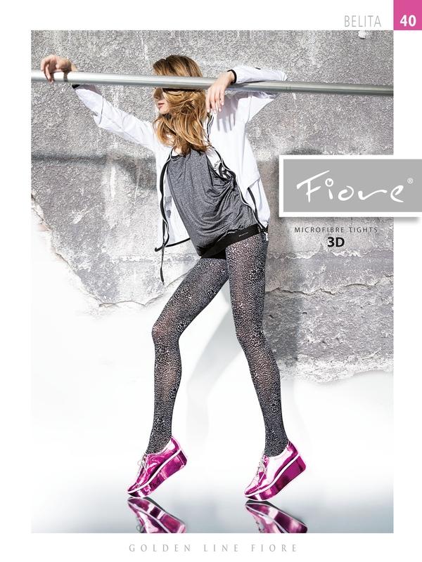 Punčochové kalhoty Fiore Belita