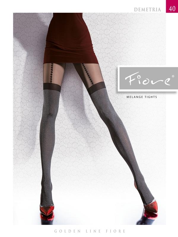 Punčochové kalhoty Fiore Demetria