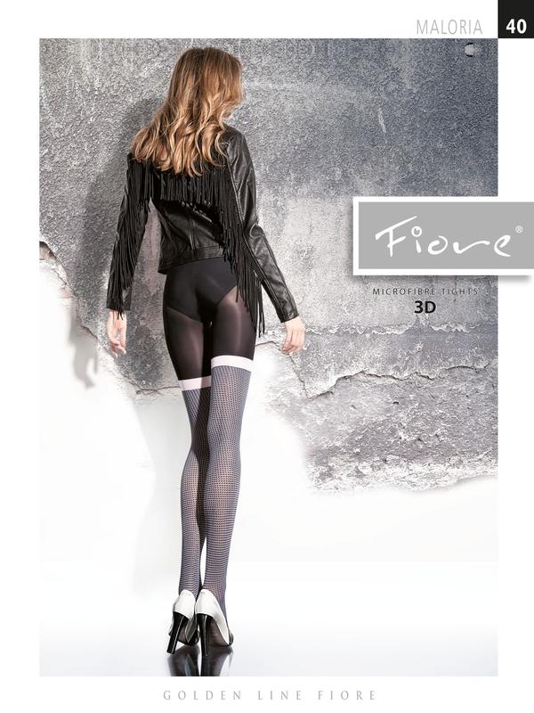 Punčochové kalhoty Fiore Maloria
