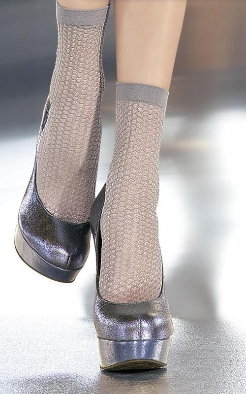 Punčochové ponožky Fiore Zena