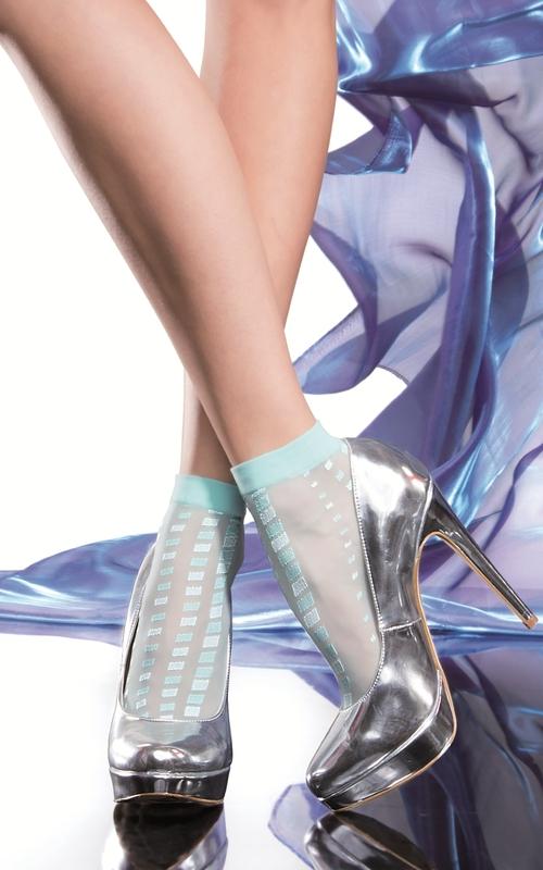 Punčochové ponožky Fiore Zola