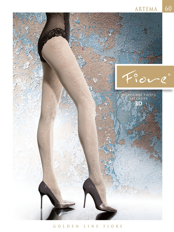 Punčochové kalhoty Fiore Artema